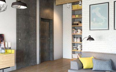 Usi de interior Premium in magazinele Florida Construct